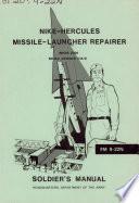 Nike Hercules missile launcher repairer