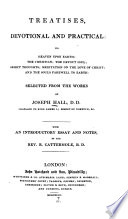 Sacred Classics  Or  Cabinet Library of Divinity  Treatise devotional and practical