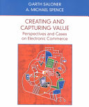 Creating and Capturing Value