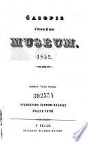 Časopis Českého Musea