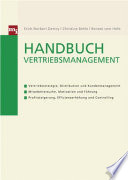 Handbuch Vertriebsmanagement