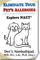 Eliminate Your Pet S Allergies