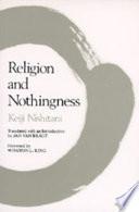 illustration Religion and Nothingness