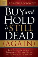download ebook buy and hold is still dead (again) pdf epub