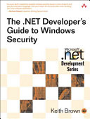 The  NET Developer s Guide to Windows Security