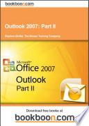 Outlook 2007  Part II