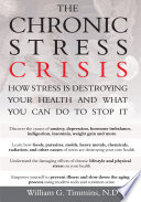 The Chronic Stress Crisis