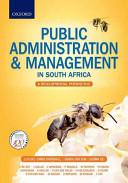 Public Administration And Management In South Africa An Introduction