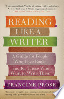 Reading Like a Writer Book PDF