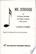 Mr  Scrooge   Mus