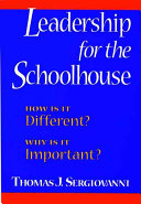 Leadership for the Schoolhouse
