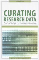 Curating Research Data