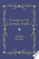 Principles of the Jewish Faith