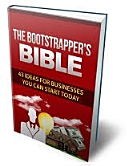 The Bootstrapper s Bible