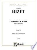 Children's Suite (Jeux D'Enfants)
