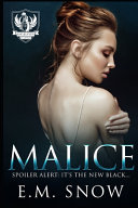 Malice Book PDF