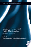 Education for Civic and Political Participation