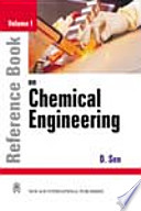Reference Book On Chemical Engineering
