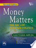 MONEY MATTERS   THE ABC   s OF PERSONAL FINANCE