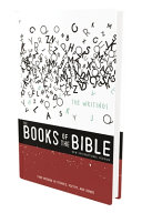 NIV  the Books of the Bible  the Writings  Hardcover