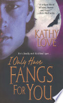 I Only Have Fangs For You Book PDF