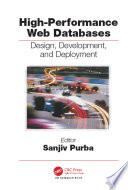 High Performance Web Databases