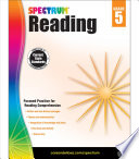 Spectrum Reading Workbook, Grade 5 PDF
