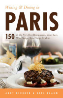 Wining   Dining in Paris