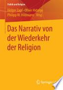 Das Narrativ von der Wiederkehr der Religion