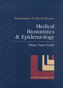 Medical biostatistics   epidemiology