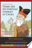 Confucius Says ... There Are No Fortune Cookies in China Made It Easier For Individuals To