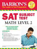 SAT Subject Test Math Level 2  11th ed