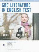 GRE Literature in English Test