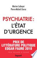 Psychiatrie L Tat D Urgence