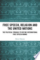 Free Speech Religion And The United Nations