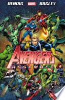 Avengers Assemble By Brian Michael Bendis book