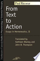 From Text to Action