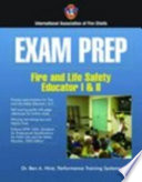 Fire and Life Safety Educator I   II