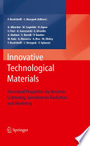 Innovative Technological Materials