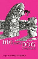 Big Black Dog in Vallarta