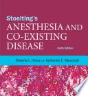 Stoelting s Anesthesia and Co Existing Disease