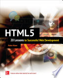 Html5 20 Lessons To Successful Web Development