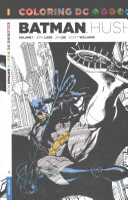 DC Comics Coloring Book  Batman Hush