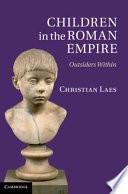 Children In The Roman Empire