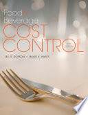Food and Beverage Cost Control  Sixth Edition