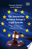 The Interaction Between Europe s Legal Systems