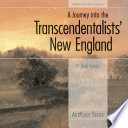 A Journey Into the Transcendentalists  New England