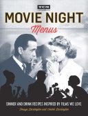 Movie Night Menus Book