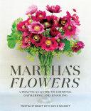 Martha's Flowers Book
