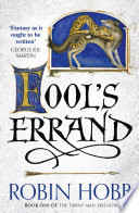 Fool's Errand (The Tawny Man Trilogy, Book 1) by Robin Hobb